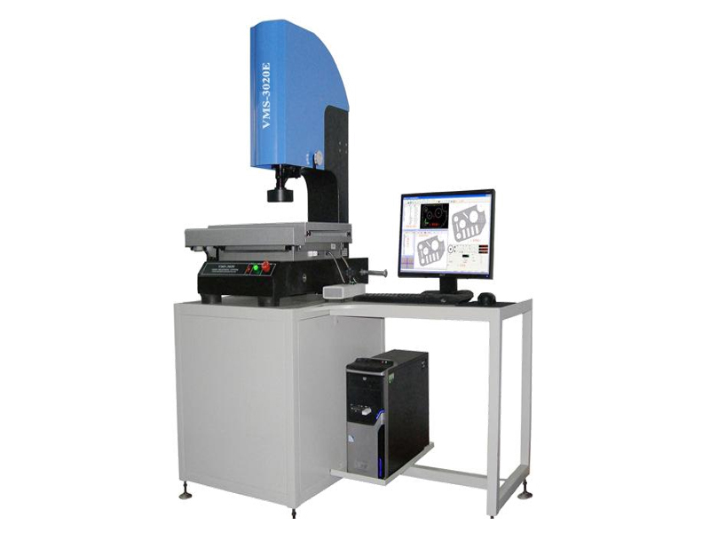 Automatic optical image measuring instrument